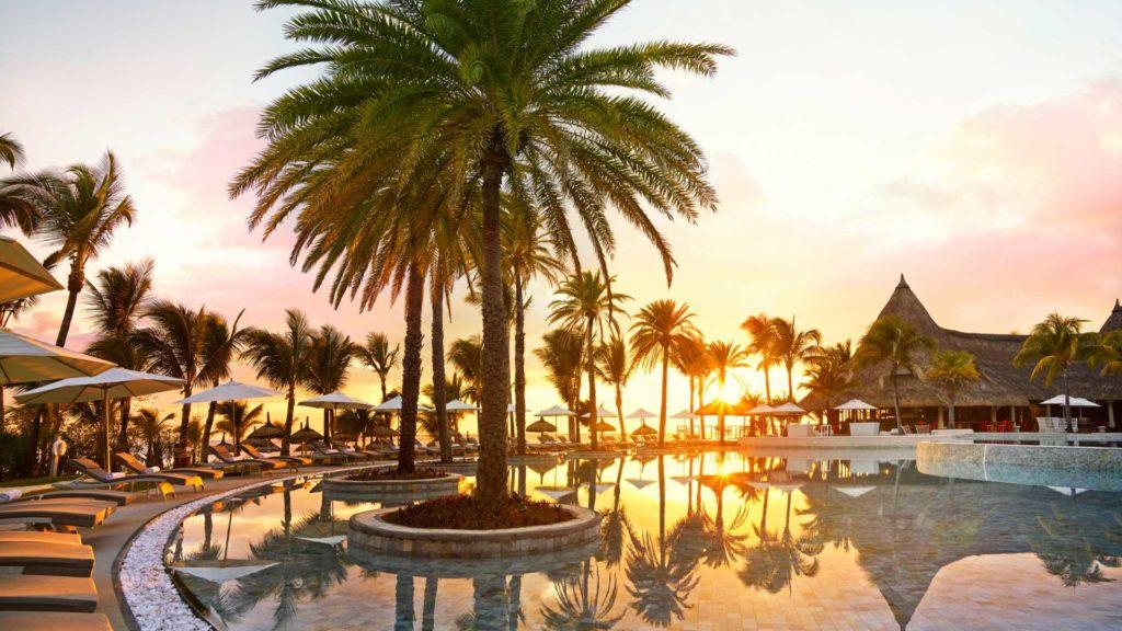 Lux Belle Mare in Mauritius